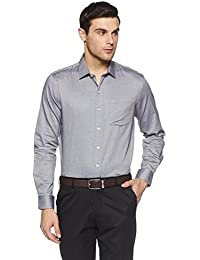 Arrow Men's Paisley Slim Fit Business Shirt