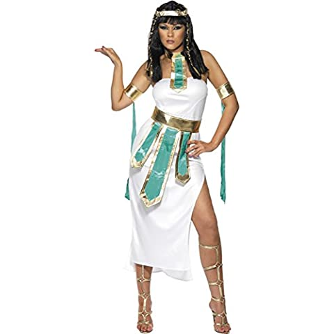 Ninimour Adulto Disfraz de Reina Egipcia Halloween Cosplay Costume