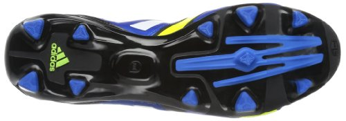 adidas Performance nitrocharge 3.0 TRX FG, Scarpe da calcio uomo (blue beauty-running white-electricity)