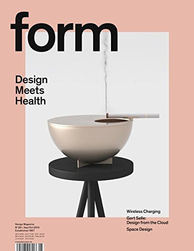 Preisvergleich Produktbild No. 261 Design meets Health (form Design Magazine)