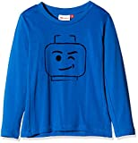 Lego Wear Jungen Langarmshirt Lego Boy Thomas 713, Blau (Blue 569), 140