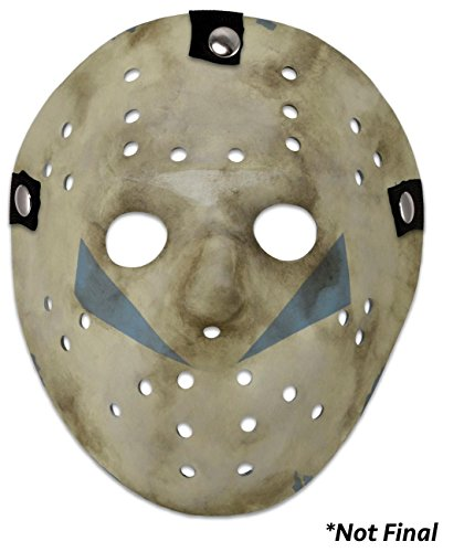 n Prop Replika Maske (Jason Vorhees-masken)