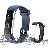 MUZILI Smart Fitness Band, IPX7 Waterproof Activity Tracker, Fitness Tracker Activity Band Pedometer