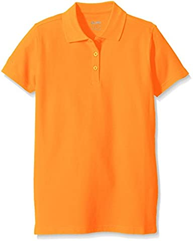 JAKO Herren Polo Team, neonorange, 5XL, 6333