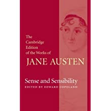 The Cambridge Edition of the Works of Jane Austen 8 Volume Paperback Set: Sense and Sensibility