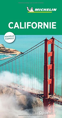 Californie, guide vert 2018