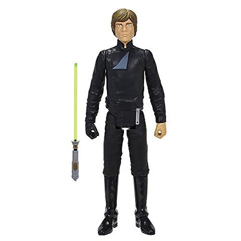 Jakks Pacific - Figurine Star Wars - Luke Jedi Knight 50cm - 0039897835747