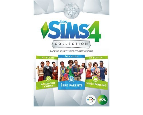 Les Sims 4 - collection 5