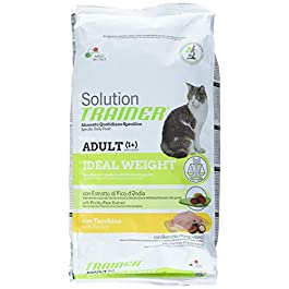 Trainer Solution Cat Ideal Weight Alimenti Gatto Secco Premium