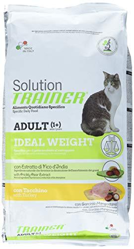 Trainer Solution Cat Ideal Weight Alimenti Gatto Secco Premium