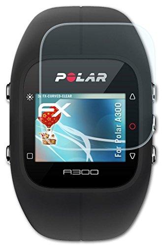 polar-a300-pellicola-proteggi-3-x-atfolix-fx-curved-clear-flessibile-pellicola-protettiva-per-scherm