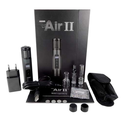 Arizer Air 2 Vaporizer *Carbon Black* -