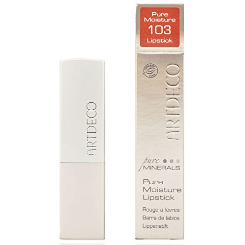Artdeco Make-Up Pure Moisture Lipstick Rossetto nr. 103, pure light terracotta, 4 ml