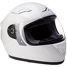 Astone Helmets gt2km-whm casco Moto Integral GT Kid Gloss, Color blanco brillante, talla M