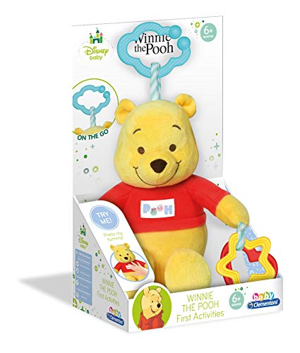 Zoom IMG-1 clementoni winnie the pooh first