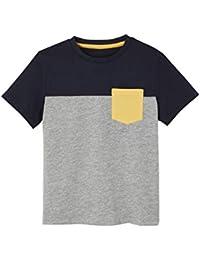 VERTBAUDET Lote de 3 Camisetas para niño de Manga Corta
