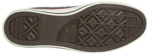 Converse Chuck Taylor All Star Adulte Basic Wash 380730 Herren Sneaker Grau (Anthracite)