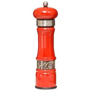 William Bounds 9.5-inch Hm Proview Pepper Mill, Red