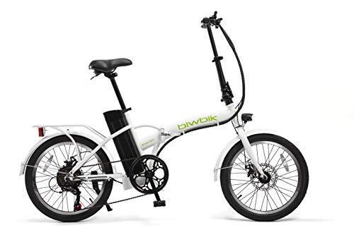 Vélo électrique pliant mod. Book 300 Batterie Lithium Ion 36 V 10 Ah