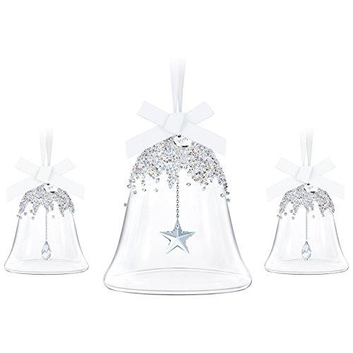Swarovski Weihnachten Bell Ornament Set, A. E. 2016