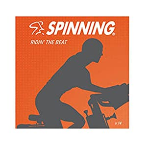 Spinning® Übung Musik CD Volume 11-Assorted Profiles, Orange-orange, Größe
