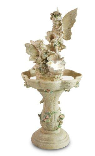 Primrose fontana delle fate – a cascata su quattro livelli – con luci a led