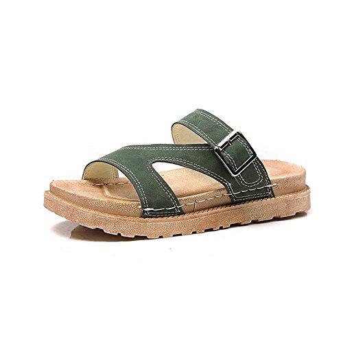 WHLShoes Damen-Hausschuhe Weibliche Cool Ziehen Im Sommer