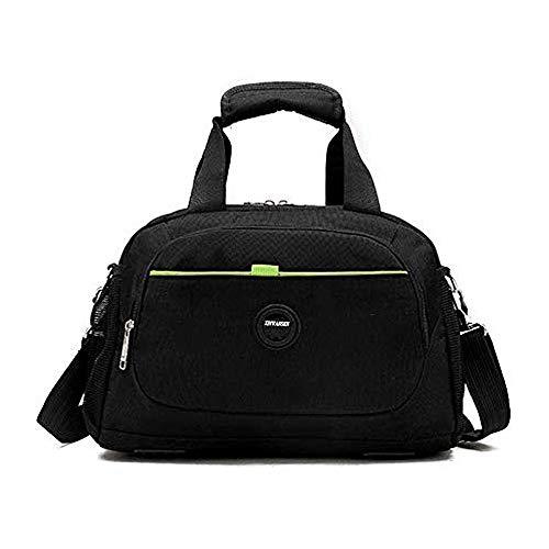 Reise-Handtasche Weiblich Kurzes kleines Gepäck Leichtgewicht Sporttasche Schulungspaket (Set Dakine Gepäck)
