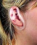 6 Paar Silikon Ohrenschutz = 12 Stck.