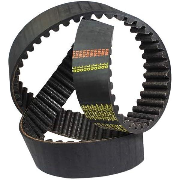Zahnriemen 450-5M-15 450-RPP5-15 Vertikutierer Markenprodukt Verstärkter Riemen