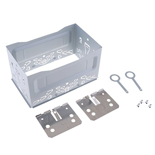 non-brand gazechimp Kit de Reparación de Audio de Repuesto Automotriz ISO 2 DIN