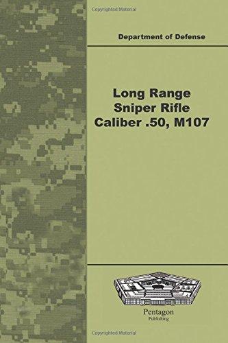 Long Range Sniper Rifle Caliber .50, M107 por Department Defense