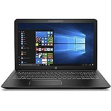 "Newest HP 15.6"" Diagonal FHD IPS Anti-Glare WLED-Backlit Gaming Laptop | Intel Core I5-7300HQ 2.5GHz | 12GB DDR4 | 256GB SSD (Boot) + 1TB HDD | AMD Radeon RX 550 Graphics 2 GB GDDR5 | Windows 10 Home"