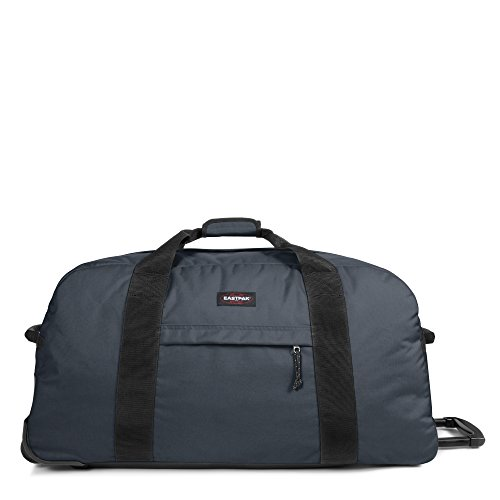 Eastpak Container 85 Maleta, Diseño Midnight, 142 Litros, Color Negro