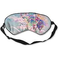Colorful Hot Air Balloon Sleep Eyes Masks - Comfortable Sleeping Mask Eye Cover For Travelling Night Noon Nap... preisvergleich bei billige-tabletten.eu