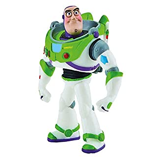 Bullyland 12760 - Spielfigur, Walt Disney Toy Story 3, Buzz Lightyear, ca. 9,3 cm