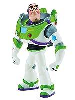 Rivivi la magia delle più belle fiabe Disney con le miniature tridimensionali in PVC firmate Bullyland Buzz Lightyear è alto 9 cm ed è una miniatura statica.
