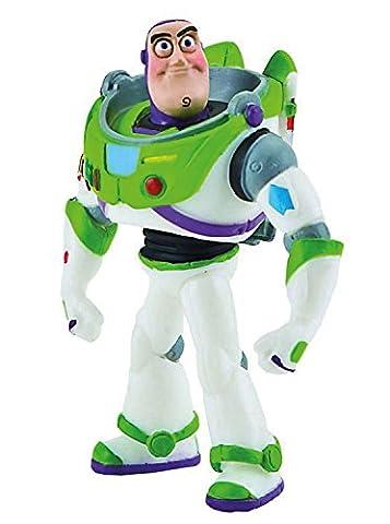 Bullyland 12760 - Spielfigur - Walt Disney Toy Story 3 - Buzz Lightyear, ca. 9,3 cm