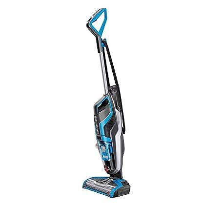 BISSELL CrossWave Aspirador y limpiador multifuncional para suelos duros y alfombras, 560 W