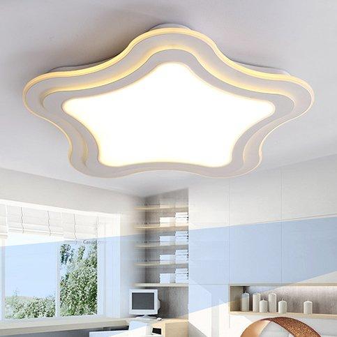 Damjic Kinderzimmer Star Light Dome Modernen Minimalistischen Mediterrane Deckenlampe 35 Cm Toning