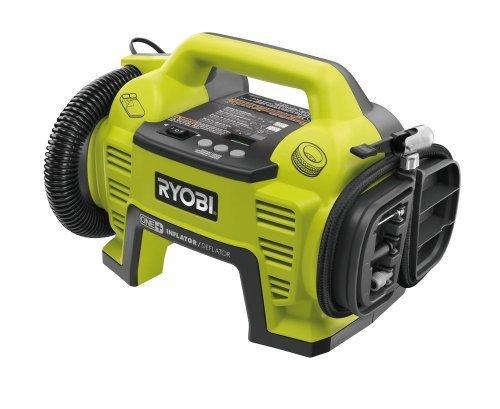 Ryobi R18I-0 18V One Plus Inflator Bare Tool by Ryobi