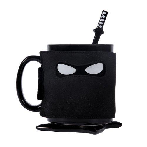 Thumbs Up NINMUG Tasse - Ninja Mug (Besten Ninja Spiele)
