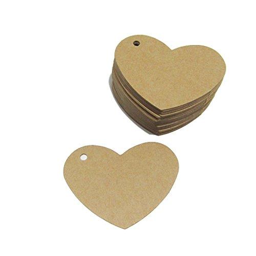 65mm-x-50mm-love-heart-stile-rustico-in-carta-kraft-marrone-vuoto-per-matrimoni-party-etichette-etic