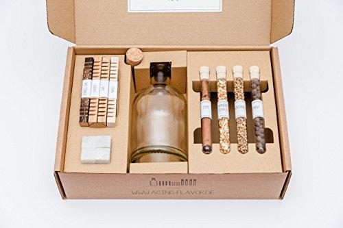 Aging & Flavor Premium Box - Whisky, Gin & Co in Nur 24 Stunden veredeln