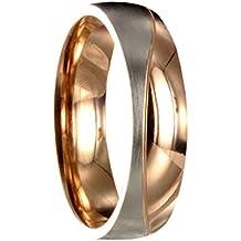 Ring Edelstahl Freundschaftsring Ehering Verlobungsring  x10164
