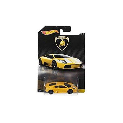 Hot Wheels DWF21 - Véhicules Lamborghini, Voitures Jouets (Modèle Assorti)
