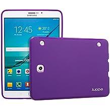 Gama de fundas de gel para tabletas Samsung Tab S y Tab S2 de Juppa® morado morado Sam Galaxy Tab S2 8.0