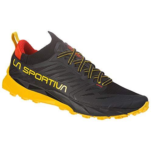 La Sportiva Kaptiva Scarpa Trail Running Black/Yellow