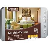 Hotelgutschein für Kurzurlaub 'Kurztrip Deluxe' - Urlaubsbox für 2 Personen Geschenkidee
