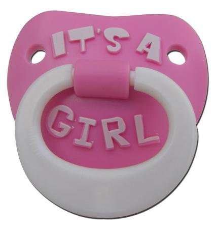 "Preisvergleich Produktbild Billy-Bob Schnuller ""It's a Girl"